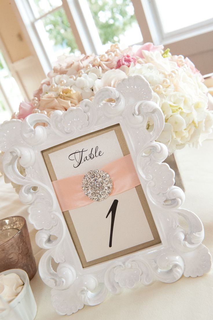 260 best Table Number--Place Card images on Pinterest | Number ...