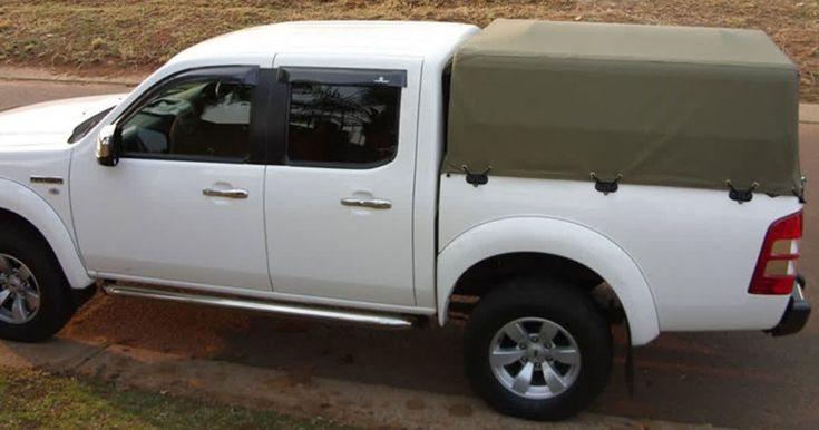 Veteran bakkie drivers will tell you that a canvas canopy is the ultimate add-on for practicality and convenience. Why? Read the following article to learn about the canvas-related advantages: http://qoo.ly/ktyx6