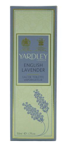 Yardley English Lavender by Yardley of London for Men Eau De Toilette Spray, 1.7 Ounce by Yardley Of London. $9.73. Recommended Use: casual. Fragrance Notes: pomelo, orange, mandarin, tangerine and lemon. Design House: Yardley. Yardley English Lavender Cologne Eau De Toilette Spray 1.7 Oz / 50 Ml for Men and Women by Yardley Of London.. Save 65%!
