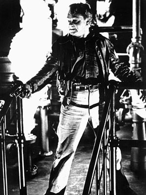 James Cagney in 'White Heat'