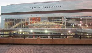 New Orleans,LA - Smoothie King Center - Home of the New Orleans Pelicans (NBA) & New Orleans Voodoo (AFL)
