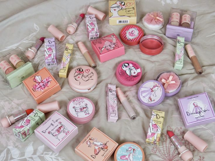 [Review] First Impressions: Entire Etude House Dreaming Swan Collection - The Beauty Breakdown