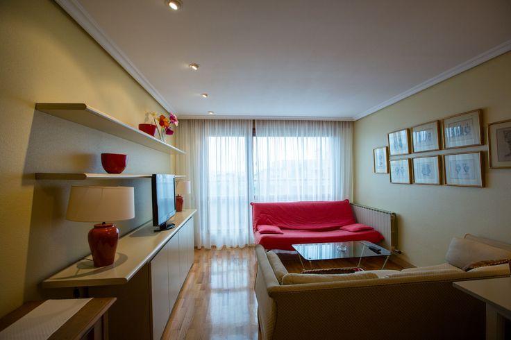 Apartamentos de 1, 2, 3 y 4 dormitorios  en Pamplona -Gestión de Alojamientos