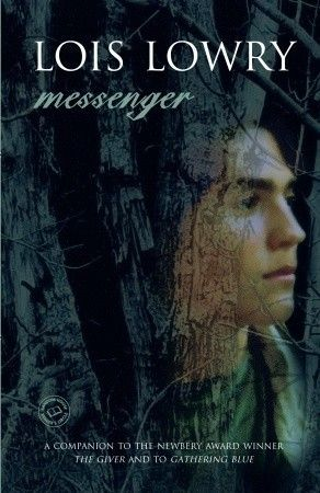 Messenger (The Giver #3) - Lois Lowry - Another story that I was not sure we would like but it turned out to be just as interesting as the rest.
