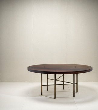 Meubles - Suasa Table Haute - Jacques Pépion for Bruno Moinard Editions #furniture #interiordecorating #jpwarreninteriors