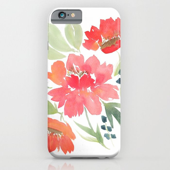 Buy Peony iPhone Case by sweetgrasspapercompany. Worldwide shipping available at Society6.com. Just one of millions of high quality products available.