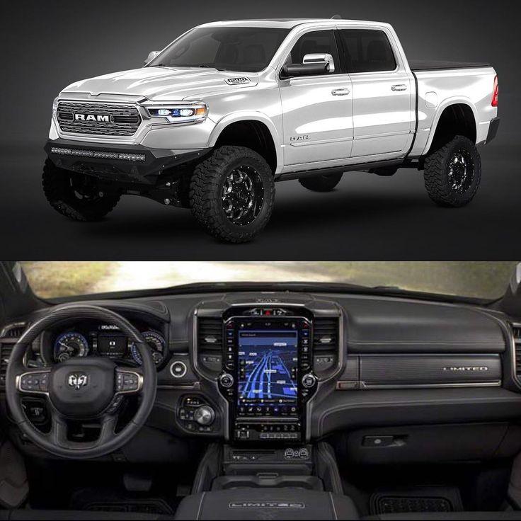 Ram Trucks, Dodge Ram Lifted