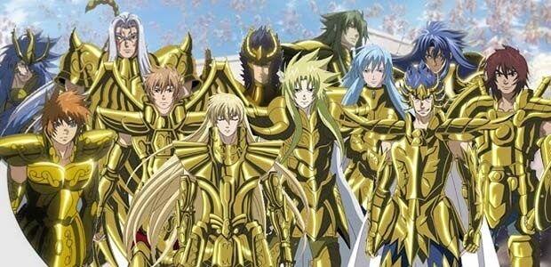melhores animes da netflix cavaleiros do zodíaco the lost canvas