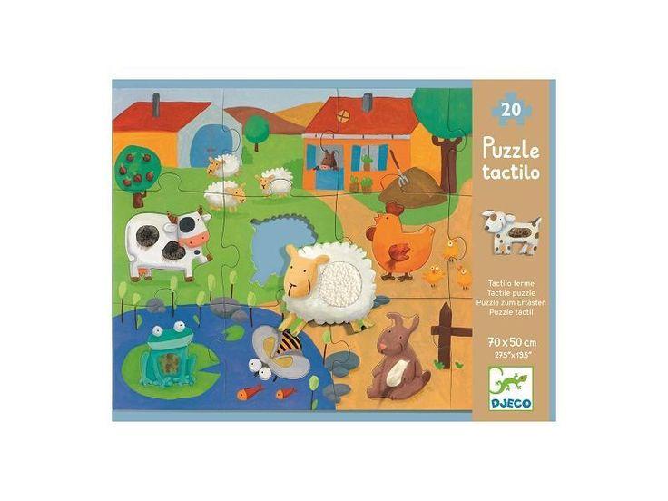 Puzzle a skládačky Djeco |