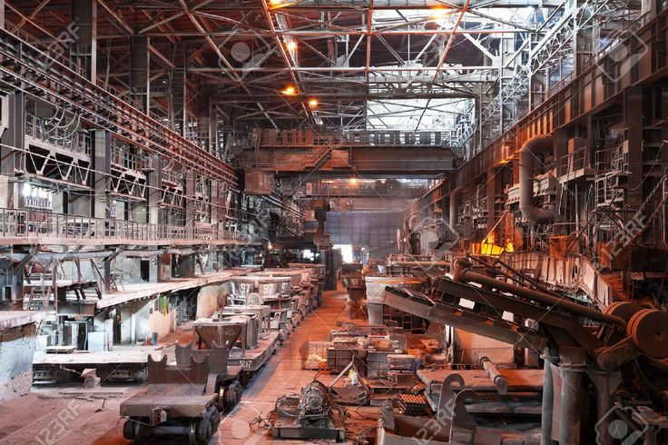 industrial factory interior - Google Search