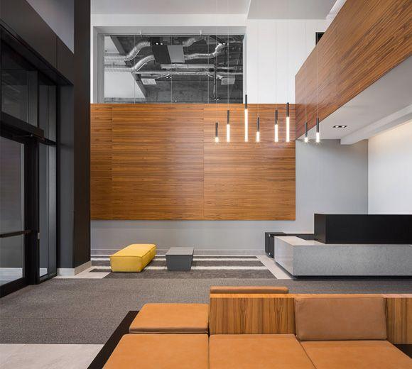 Lobby / Entrance / Accueil / Entrée / Design / Interior design / Désign d'intérieur