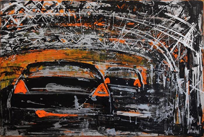 "Mina Papatheodorou Valyraki: ""Tunnel bridge"", 2011"
