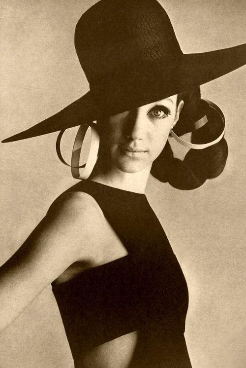 Marisa Berenson 1966. Marissa's Cowboy Kate shot