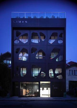Limes Hotel Brisbane (movies screen on thursday nights)