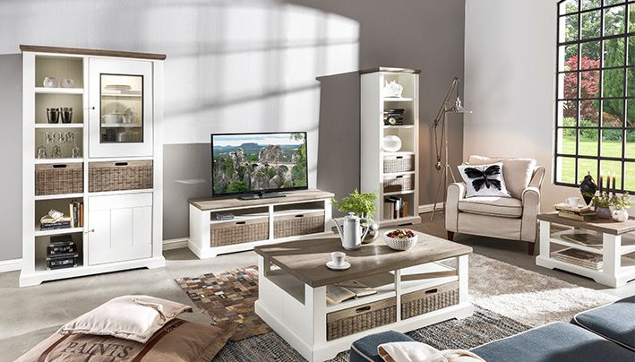 Compleet landelijk woonkamerprogramma verkrijgbaar bij Happy Home in Cruquius.