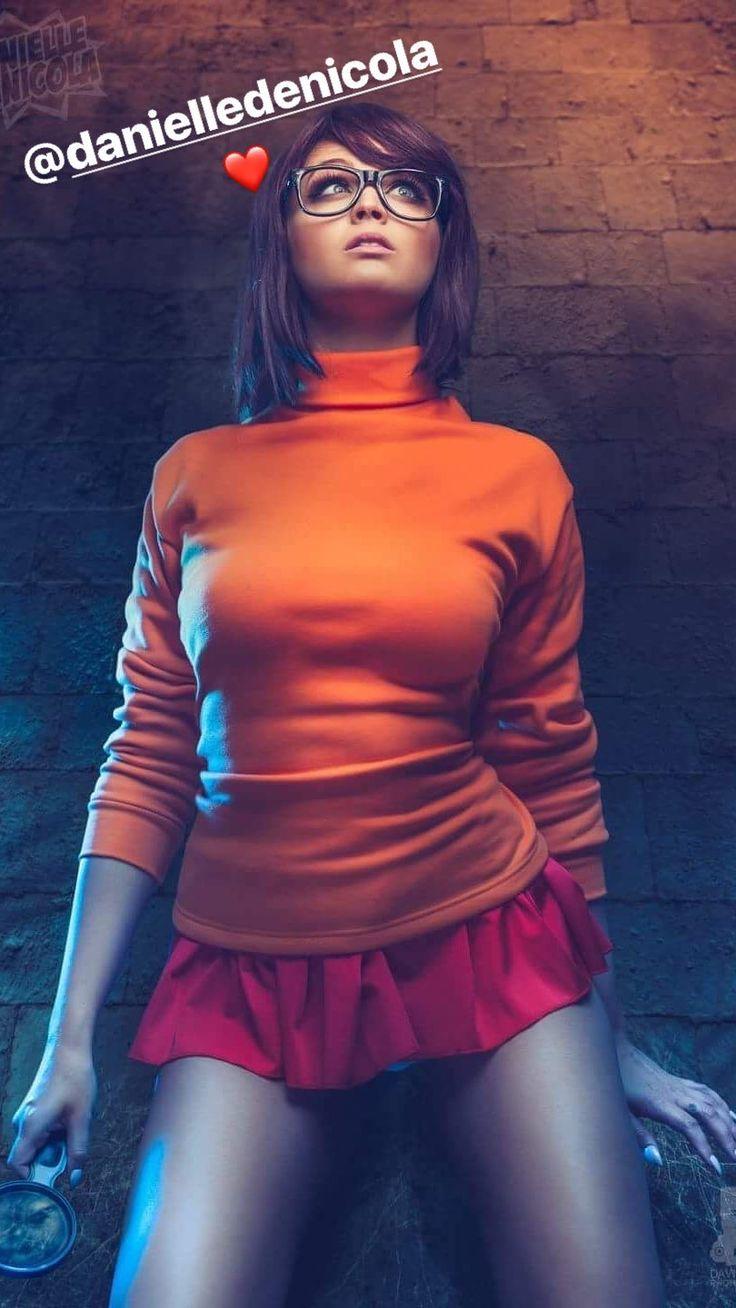 Pin oleh Oppy Oktopriyono di random Cosplay terbaik