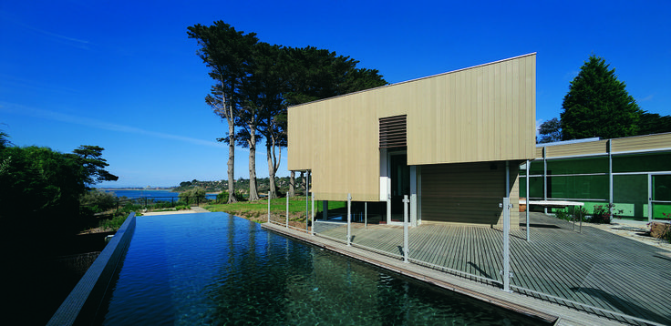 Mt Eliza House - Bird de la Coeur Architects