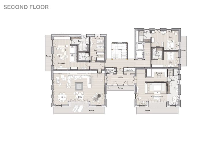 30 best PLANS images on Pinterest Master bedrooms, Master bedroom - logiciel plan appartement gratuit