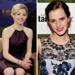 If Emma Watson played America's sweetheart figure skater Gracie Gold, all things would be right in the world. 13 Olympians in Sochi 2014 Who Look Like 13 Celebrities http://shar.es/Fs667