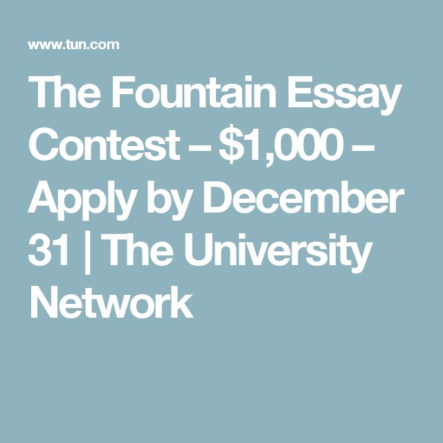 essay contests for homes One seemingly unstoppable real estate trend this year has been the write-an-essay-win-a-house contest, in which homeowners who want to sell their.