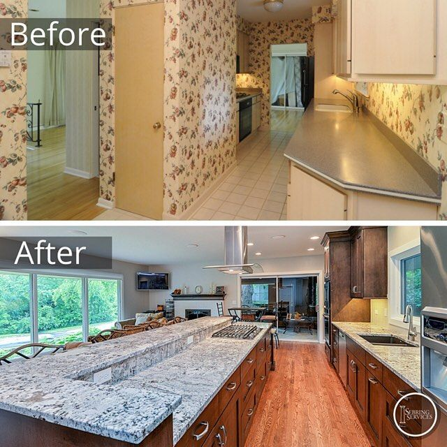 112 Best Before & After: Kitchen Remodeling Projects