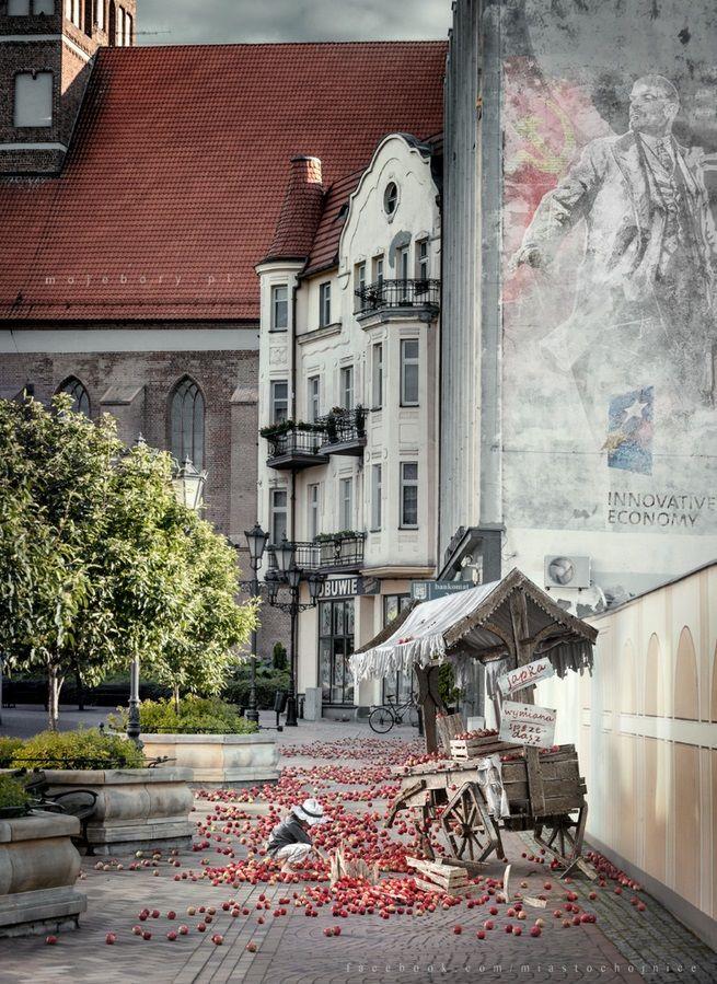 Zjawiskowe zdjęcia Mariusza Warsinski, które sprawiają, że ciekawy - nieustraszony OCZY