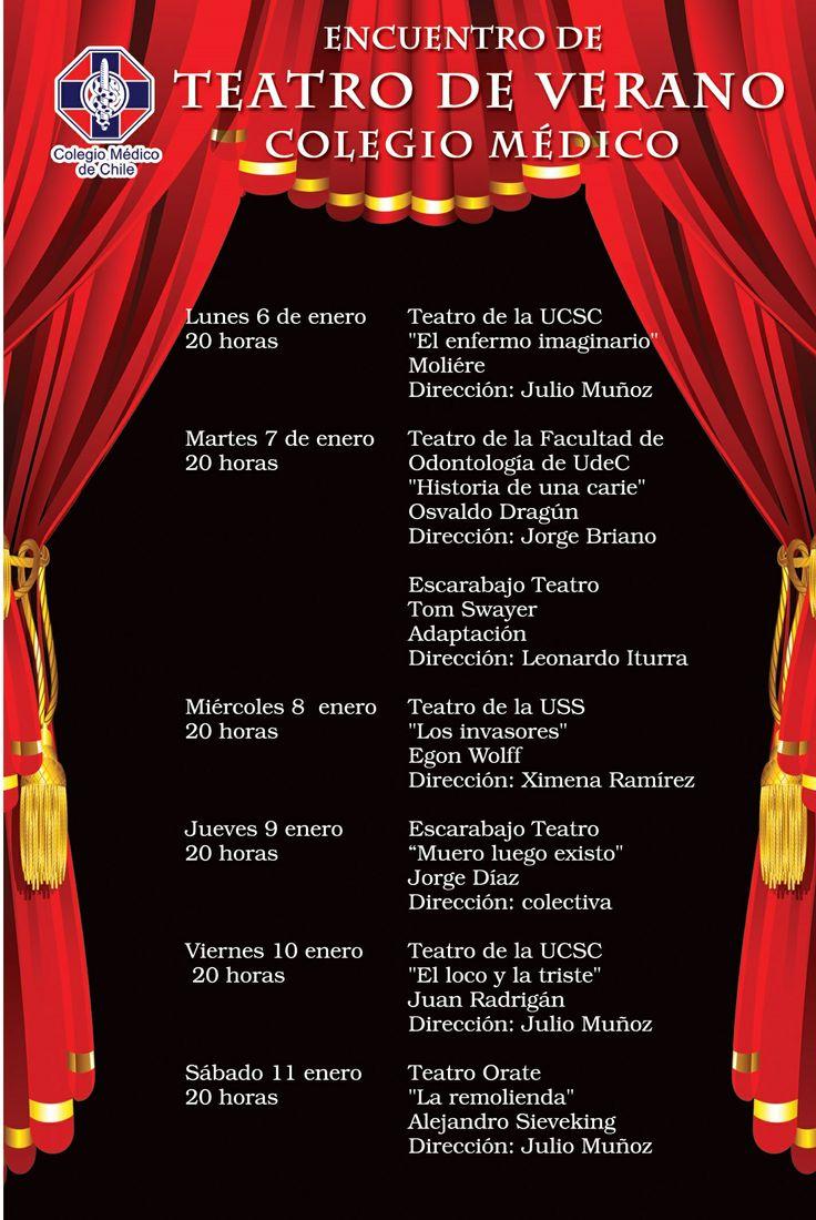 Programa Teatro