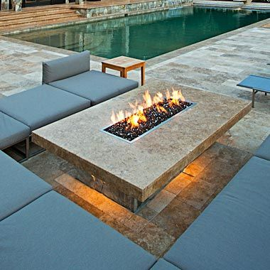 1000 Ideas About Gas Fire Pits On Pinterest Outdoor