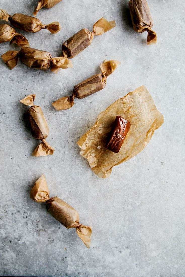 Indulgent, sweet toffee caramels made entirely from coconut products!