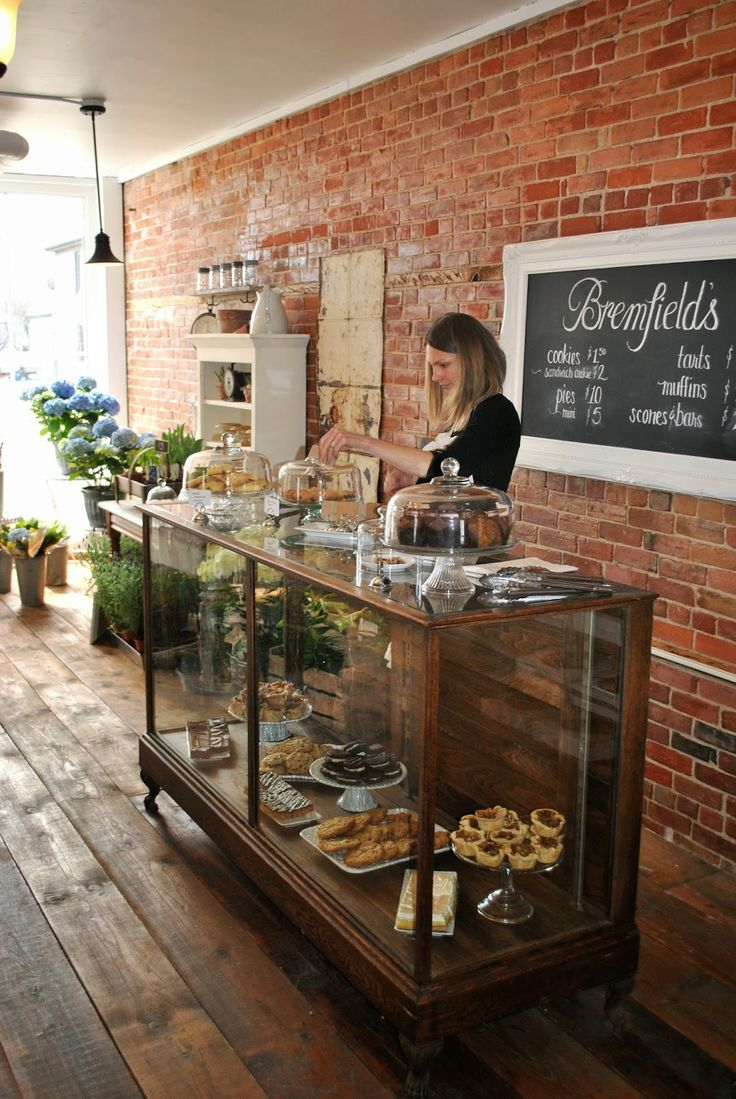 Best 20 coffee shop counter ideas on pinterest rustic for Coffee shop display ideas