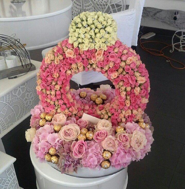 wedding proposal flowers