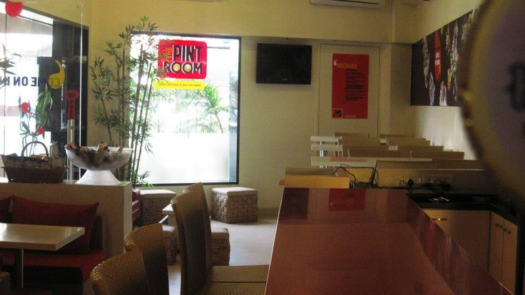 The Bandra Pint Room Cafe opens @12 noon