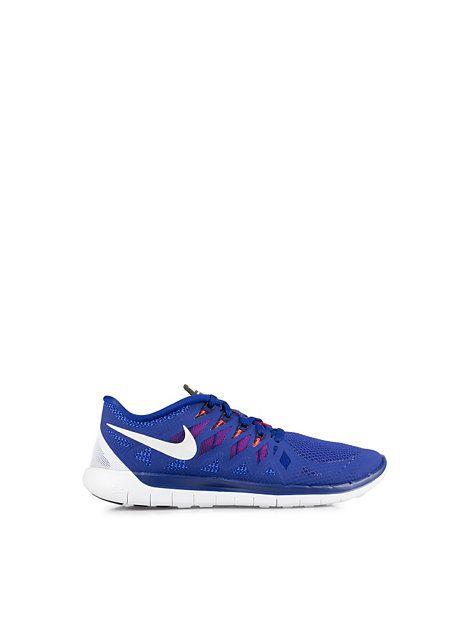 Nike Free 5.0 - Nike - Blå - Skor Träning - Sportkläder - Man - NlyMan.com