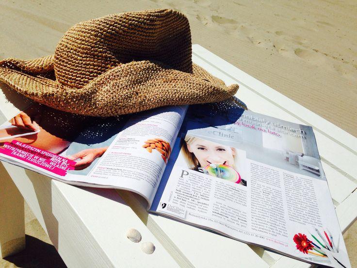 VIVA Piękna na lato! Obowiązkowo z DeClinic! www.declinic.pl