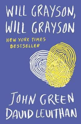 "Such a big fan of John Green after reading ""The Fault in our Stars"". All his books are amazing!"