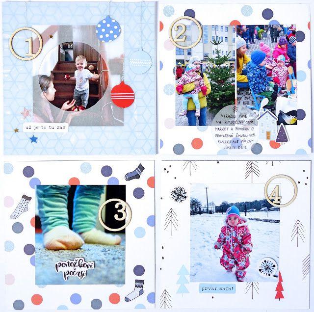 December Days a Oh Joy od Pinkfresh Studio