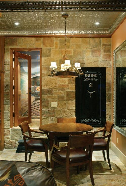 147 best images about craftsman style on pinterest for Basement safe room plans