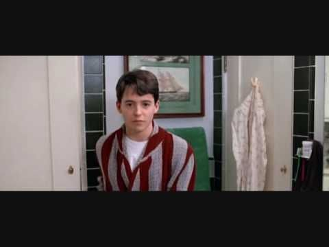 Ferris Bueller  - Classic Quote - Life Moves Pretty Fast - use for Mindfulness Lesson!