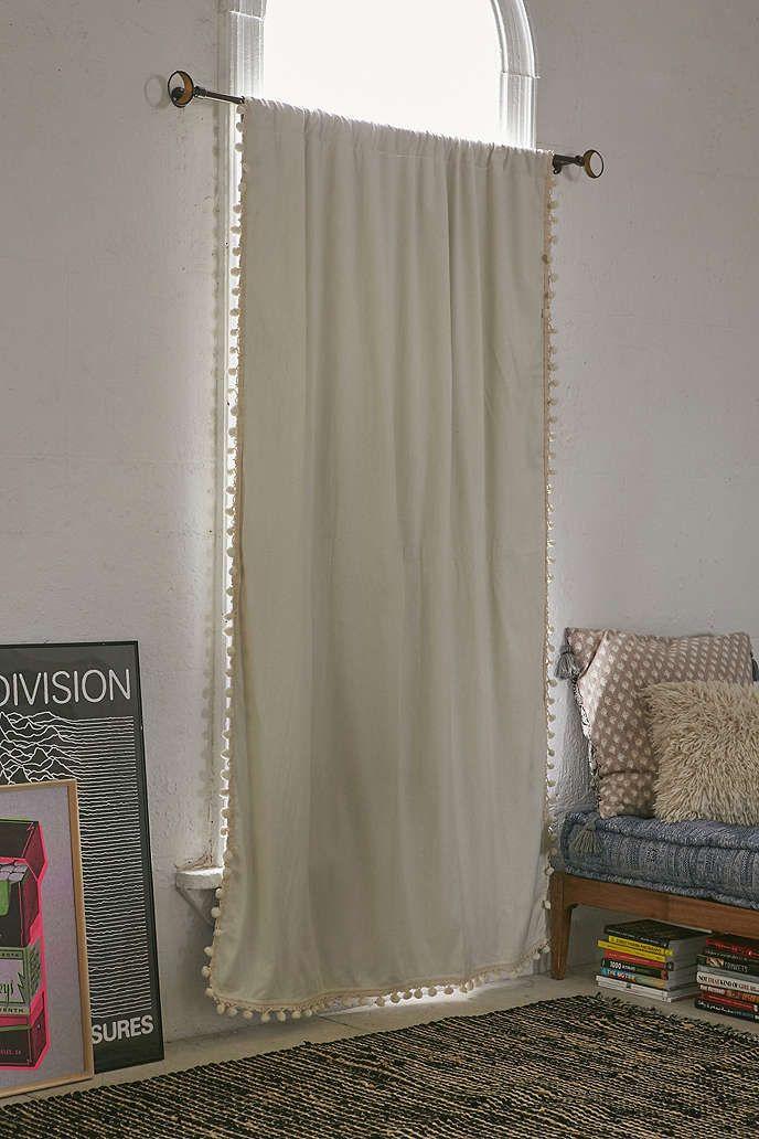 1000 id es propos de rideaux de fen tre en arc sur. Black Bedroom Furniture Sets. Home Design Ideas