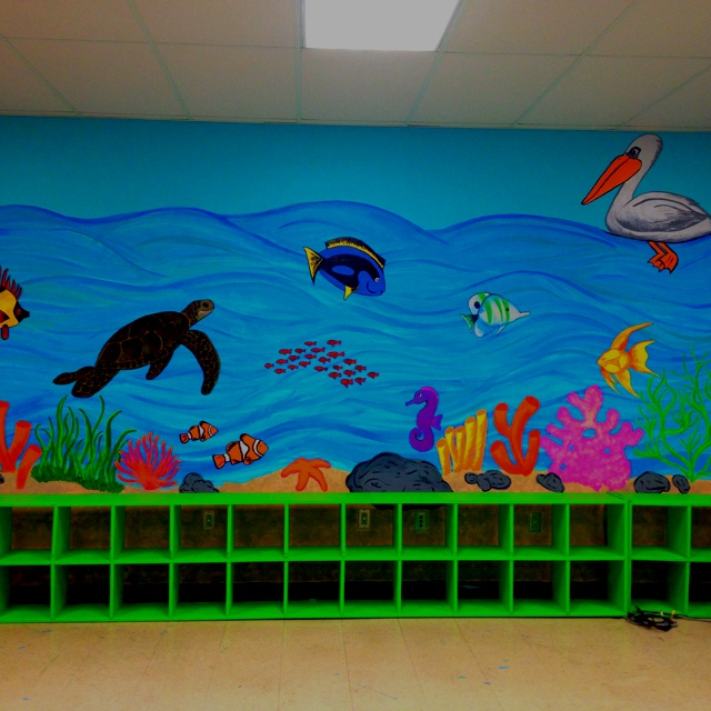 Under The Sea Classroom Decoration Ideas ~ Under the sea classroom party ideas pinterest