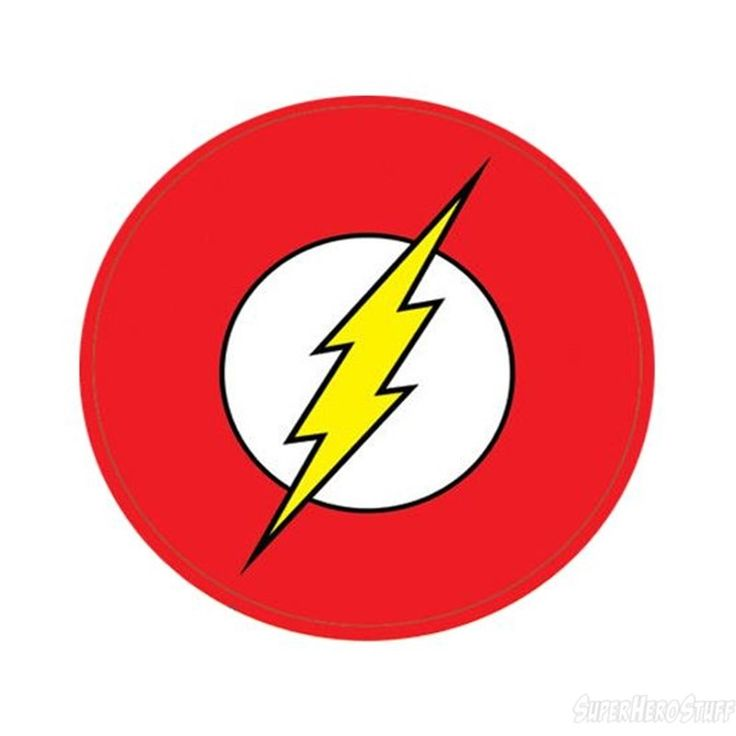 flash superhero logo - photo #3
