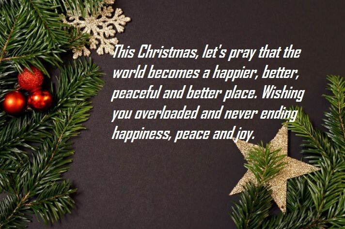 Merry Christmas Heartfelt Wishes Love Messages Quotes