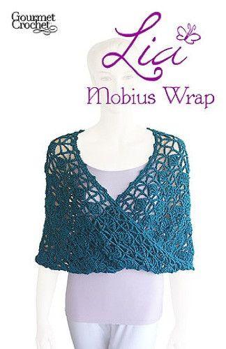 Maggie's Crochet · Lia Mobius Wrap
