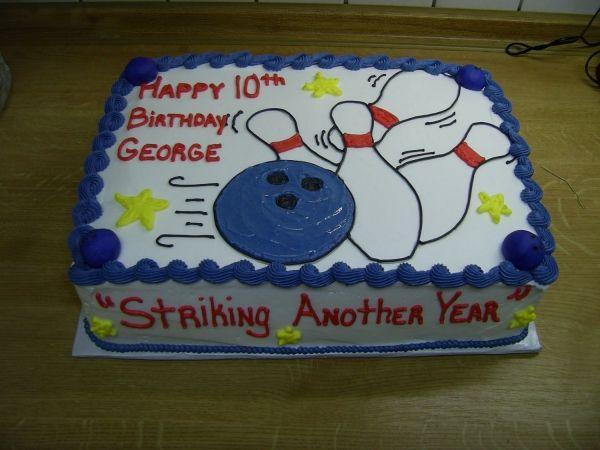 Bowling Birthday                                                       …