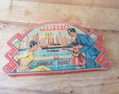 FREE SHIPPING - A Vintage Perfecta Needle Book - Made in Japan