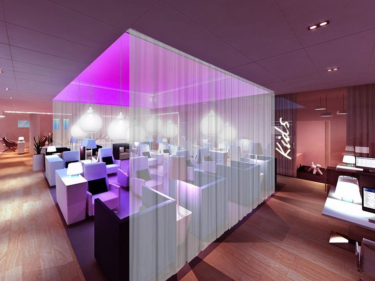 Finnair's New Lounge at Helsinki Airport 'Is Alive' - Condé Nast Traveler