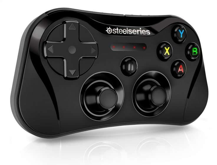 samsung tv game controller. SteelSeries Stratus Wireless Gaming Controller For IPhone, IPad, And IPod Touch - Black At Samsung Tv Game
