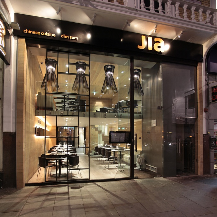 Jia - Dols Wong: Restaurant Collection, Jia Restaurant, Restaurant Harrington