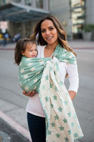Glow Wrap Conversion Ring Sling - Nebula This product is temporarily unavailable Glow Wrap Conversion Ring Sling - Nebula Introducing Glow Nebula, a beautiful Tencel blend ring sling with a cool green star weave. $135