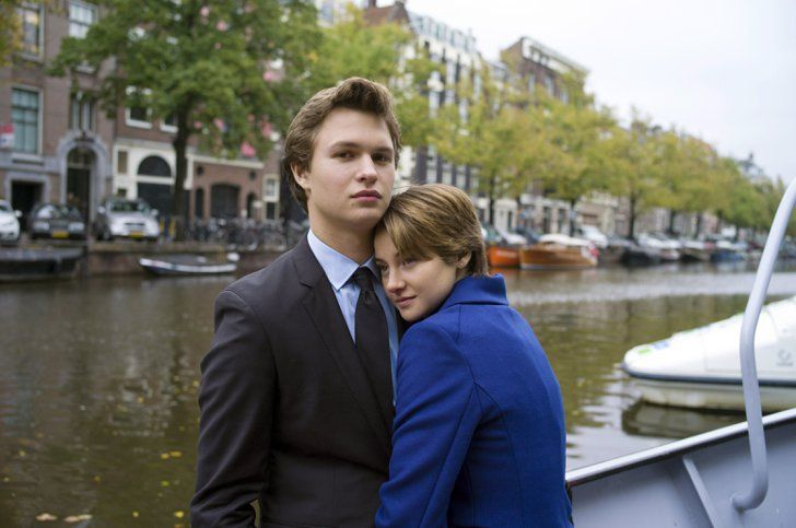 Pin for Later: These Actors and Actresses Have Played Both Siblings and Love Interests Shailene Woodley and Ansel Elgort in The Fault in Our Stars Of course, we also watched them fall in love as Hazel and Gus in John Green's The Fault in Our Stars.